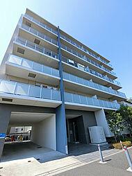 サニーリヴ北新横浜[3階]の外観