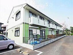 千葉県柏市みどり台5の賃貸アパートの外観
