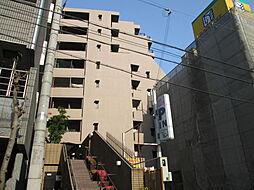 朝日プラザ新神戸[6階]の外観