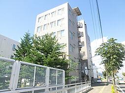 ラムズ西岡旭堂[2階]の外観