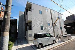 愛知県名古屋市中村区長戸井町4丁目の賃貸アパートの外観