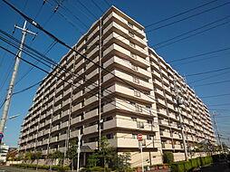 ファミールハイツ京都伏見ステージ1[5階]の外観
