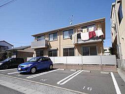 シャーメゾン吉田 B棟[1階]の外観