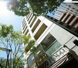 パークフロント西新宿[403号室号室]の外観