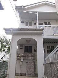 東京都板橋区徳丸4丁目の賃貸アパートの外観