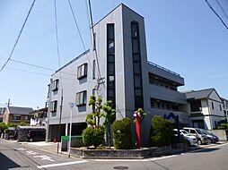 グランデージ上野芝[2階]の外観