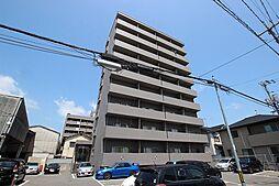 広島県広島市安佐南区祇園3丁目の賃貸マンションの外観