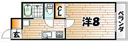 レオネクスト新生II[1階]の間取り