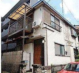 [一戸建] 東京都大田区東雪谷4丁目 の賃貸【/】の外観