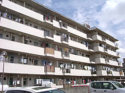 兵庫県尼崎市武庫之荘7丁目の賃貸マンションの外観