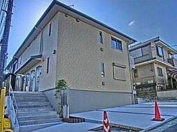 神奈川県横浜市保土ケ谷区権太坂1丁目の賃貸アパートの外観