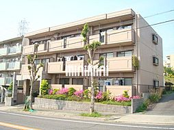 愛知県名古屋市天白区中平5の賃貸アパートの外観