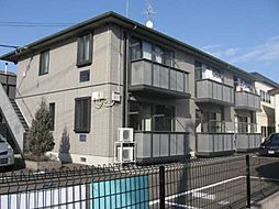 宮城県仙台市宮城野区萩野町3丁目の賃貸アパートの外観