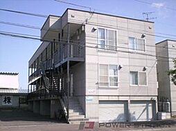 コーポ高砂南B[1階]の外観