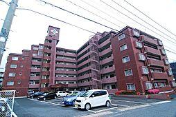 福岡県北九州市門司区永黒2丁目の賃貸マンションの外観