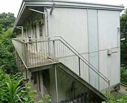 ヨコスカグリーンハイツ[2階]の外観