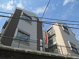 モンステラ妙蓮寺A[1階]の外観
