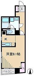 セラカントビル[2階]の間取り