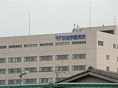 筑波学園病院(587m)
