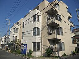 兵庫県神戸市東灘区青木3丁目の賃貸マンションの外観
