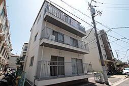 ポニーマンション[3階]の外観