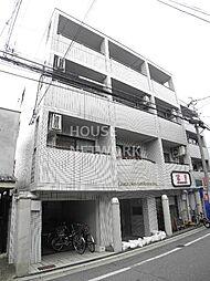 ライオンズマンション京都三条大宮[405号室号室]の外観