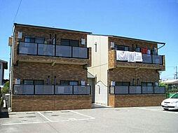 エスポアール西浜[1階]の外観