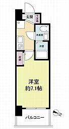 セレニテ福島カルム[5階]の間取り