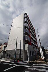神奈川県川崎市川崎区旭町2丁目の賃貸マンションの外観