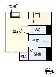 N95[2階]の間取り