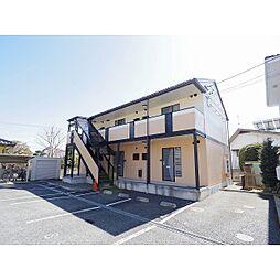長野県長野市三輪8丁目の賃貸アパートの外観