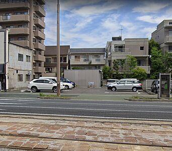 外観,,面積,賃料0.9万円,とさでん交通市内線 宝永町駅 徒歩1分,,高知県高知市城見町