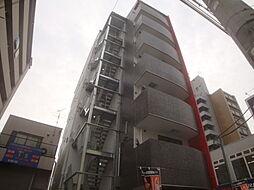 大阪府大阪市東淀川区豊新2丁目の賃貸マンションの外観