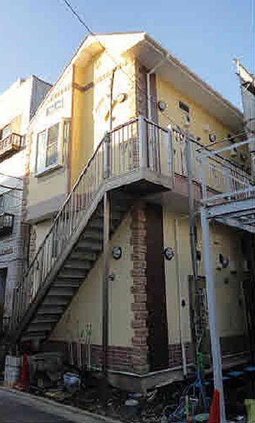 ユナイト八景アルザス・ロレーヌ[2階]の外観