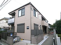 東京都世田谷区梅丘1丁目の賃貸アパートの外観