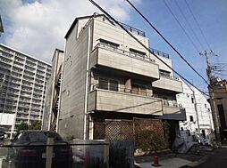 高木マンション[3階]の外観