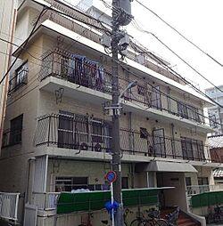 石田コーポラス[4階]の外観