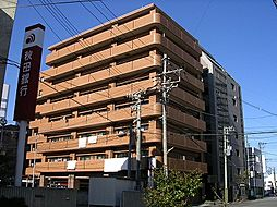 パークハイツ万代[6階]の外観