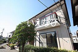 岡山県岡山市南区福成3丁目の賃貸アパートの外観