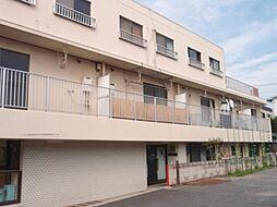 東京都西東京市ひばりが丘2丁目の賃貸マンションの外観