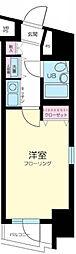 東京都文京区大塚丁目の賃貸マンションの間取り