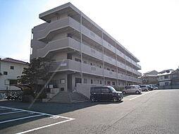エーデルハイム木曽[4階]の外観