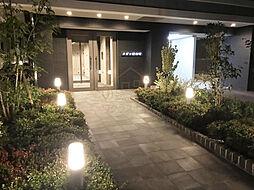 大阪府堺市堺区材木町東1丁の賃貸マンションの外観