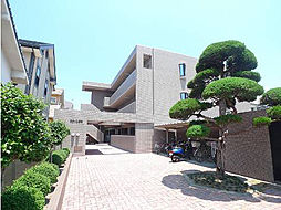愛媛県松山市古川北3丁目の賃貸マンションの外観