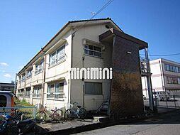 米常荘[2階]の外観