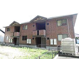 福岡県北九州市八幡西区吉祥寺町の賃貸アパートの外観