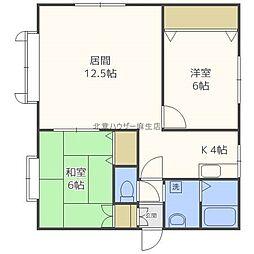 メゾンNK[2階]の間取り