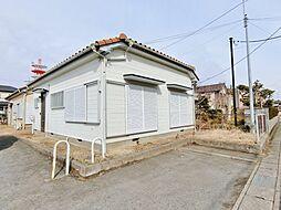 [一戸建] 千葉県東金市南上宿 の賃貸【/】の外観