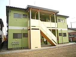 埼玉県春日部市南4丁目の賃貸アパートの外観