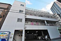 福島清水マンション[4階]の外観
